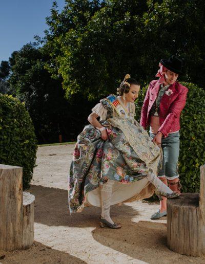 HELENA TRENOR CARLOS Y RAQUEL Indumentat Totem-0694